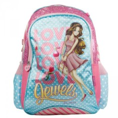 Foto Mochila Escolar Republic Vix 20 Litros Jewels 8729992