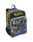Mochila Escolar Sestini Hot Wheels 16M Plus G 63871