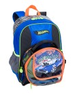 Mochila Escolar Sestini Hot Wheels 16Z G 64147