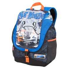 Foto Mochila Escolar Sestini Hot Wheels 27 Litros Hot Wheels 16Y01 GG 64052