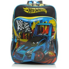 Foto Mochila Escolar Sestini Hot Wheels Hot Wheels 16M Plus G 63871