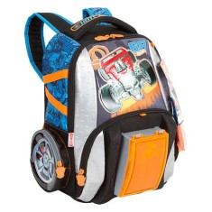 Foto Mochila Escolar Sestini Hot Wheels Hot Wheels 17Z M 64596