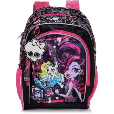 Foto Mochila Escolar Sestini Monster High 11 Litros Monster High 15Y01 M