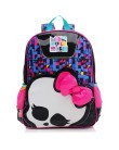 Mochila Escolar Sestini Monster High 15Y02 G