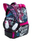 Mochila Escolar Sestini Monster High Monster High 17Z G 64611