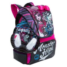 Foto Mochila Escolar Sestini Monster High Monster High 17Z G 64611