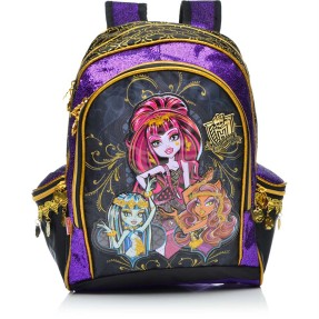 Foto Mochila Escolar Sestini Monster High Monster High 63254