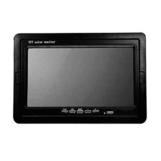 "Foto Monitor de DVD Automotivo 7"" - H-Tech HT-TE7"