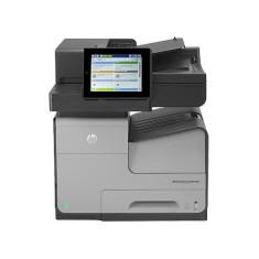 Foto Multifuncional HP Officejet Enterprise X585F Jato de Tinta Colorida