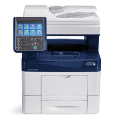 Foto Multifuncional Xerox WorkCentre 6655 Laser Colorida