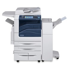 Foto Multifuncional Xerox WorkCentre WC7830A Laser Colorida Sem Fio