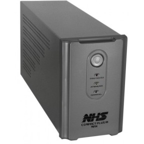 Foto No-Break Compact Plus II 1400VA 127V - NHS