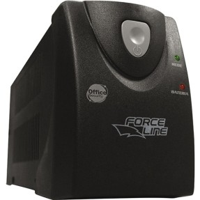 Foto Nobreak 637 1350VA 115V 127V - Force Line