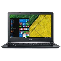 "Foto Notebook Acer A515-51G-72DB Intel Core i7 7500U 15,6"" 12GB HD 1 TB GeForce 940MX Windows 10"