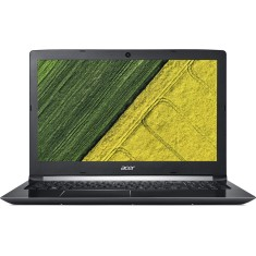 "Foto Notebook Acer A515-51G72DB Intel Core i7 7500U 15,6"" 8GB HD 1 TB GeForce 940MX Windows 10 
