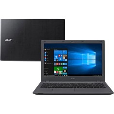 "Foto Notebook Acer E5-574-592S Intel Core i5 6200U 15,6"" 8GB HD 1 TB"