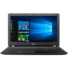 "Foto Notebook Acer ES1-572-3562 Intel Core i3 6006U 15,6"" 4GB HD 1 TB Windows 10 6ª Geração"