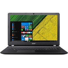 "Foto Notebook Acer ES1-572-39U1 Intel Core i3 7100U 15,6"" 4GB HD 1 TB Windows 10 Home"