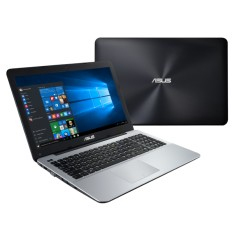 "Foto Notebook Asus X555LF Intel Core i5 5200U 15,6"" 10GB SSD 480 GB GeForce 930M"