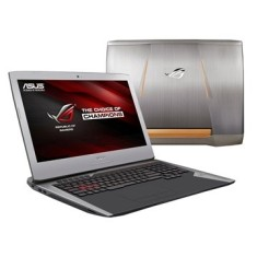 "Foto Notebook Asus G752VY-DH78K Intel Core i7 6820HK 17,3"" 64GB HD 1 TB Híbrido"