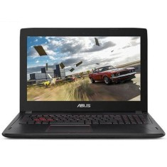 "Foto Notebook Asus FX 502 VM Intel Core i7 7700HQ 15,6"" 16GB HD 1 TB GeForce GTX 1060 Híbrido SSD 120 GB"