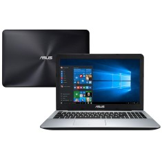 "Foto Notebook Asus X Intel Core i5 6200U 6ª Geração 8GB de RAM HD 1 TB 15,6"" GeForce 940M Windows 10 Home X555UB"