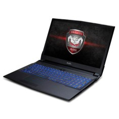 "Foto Notebook Avell Titanium B155 Iron V4 Intel Core i7 7700HQ 15,6"" 16GB HD 1 TB Híbrido"