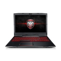 "Foto Notebook Avell Titanium G1555 MX7 Intel Core i7 7700HQ 15,6"" 16GB HD 1 TB GeForce GTX 1060 SSD 8 GB"