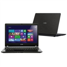 "Foto Notebook CCE U45B Intel Celeron 1037U 14"" 4GB HD 500 GB"