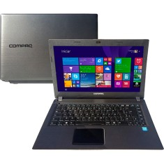 "Foto Notebook Compaq CQ23 Intel Celeron N2820 14"" 4GB HD 500 GB"