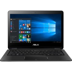 "Foto Notebook Asus TP301UA Intel Core i5 6200U 13,3"" 4GB HD 1 TB Touchscreen"