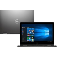 "Foto Notebook Dell I13-5638-A20 Intel Core i5 6200U 13,3"" 8GB HD 1 TB Touchscreen"