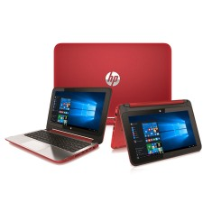 "Foto Notebook HP 11-N225BR Intel Pentium N3530 11,6"" 4GB HD 500 GB Touchscreen"