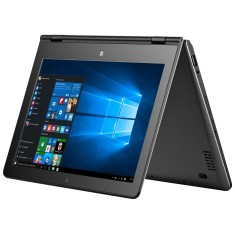 "Foto Notebook Multilaser M11W Intel Atom 11,6"" 2GB eMMC 32 GB Touchscreen Windows 10"