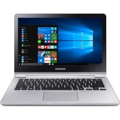 "Foto Notebook Samsung NP740U3M Intel Core i5 7200U 13,3"" 4GB HD 500 GB Touchscreen Windows 10"