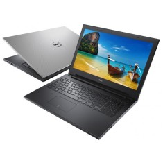 "Foto Notebook Dell I15-3542-D10 Intel Core i3 4005U 15,6"" 4GB HD 1 TB"
