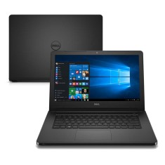 "Foto Notebook Dell I14-5458-B37P Intel Core i5 5200U 14"" 8GB HD 1 TB"
