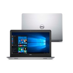 "Foto Notebook Dell I15-5548-C10 Intel Core i5 5200U 15,6"" 8GB HD 1 TB Radeon R7 M265 Windows 10"