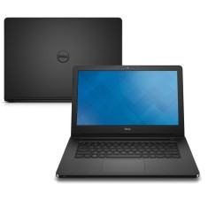 "Foto Notebook Dell I14-5458-D37P Intel Core i5 5200U 14"" 8GB HD 1 TB Linux"
