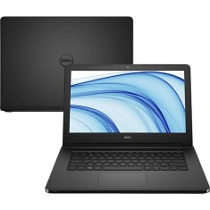 "Foto Notebook Dell I14-5452-D03P Intel Pentium N3700 14"" 4GB HD 500 GB Linux"