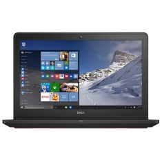 "Foto Notebook Dell i15-7559 Intel Core i5 6300HQ 15,6"" 8GB HD 1 TB GeForce GTX 960M Híbrido"