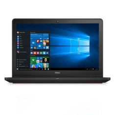 "Foto Notebook Dell i15-7559-A10 Gaming Edition Intel Core i5 6300HQ 15,6"" 8GB HD 1 TB GeForce GTX 960M Híbrido"