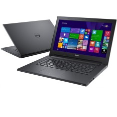"Foto Notebook Dell I14-3443-A30 Intel Core i5 5200U 14"" 4GB HD 1 TB"