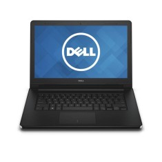 "Foto Notebook Dell 3458 Intel Core i3 4005U 14"" 4GB HD 500 GB Linux"
