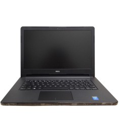 "Foto Notebook Dell 3458 Intel Core i3 4005U 14"" 4GB HD 500 GB Windows 7 Professional Vostro"