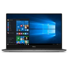 "Foto Notebook Dell XPS-9360-A10 Intel Core i7 7500U 13,3"" 8GB SSD 256 GB Windows 10 Touchscreen"
