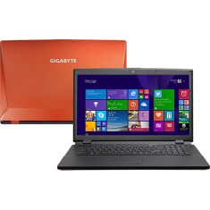 "Foto Notebook Gigabyte P27G v2 Intel Core i7 4710MQ 17,3"" 12GB HD 1 TB SSD 128 GB"