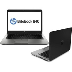 "Foto Notebook HP 840 G2 Intel Core i7 5600U 14"" 8GB HD 500 GB Radeon R7 M260X"