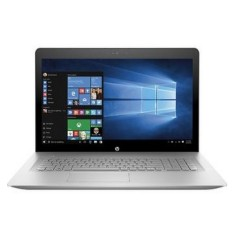 "Foto Notebook HP U153NR Intel Core i7 7500U 17,3"" 16GB HD 1 TB GeForce 940MX Touchscreen"