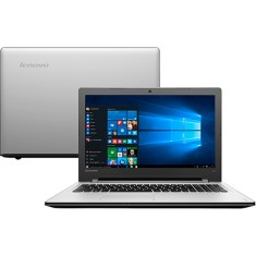 "Foto Notebook Lenovo 300 Intel Core i7 6500U 15,6"" 8GB HD 1 TB Radeon R5 M330"
